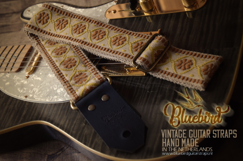 Bluebird Vintage Series - Aged Brown & Yellow