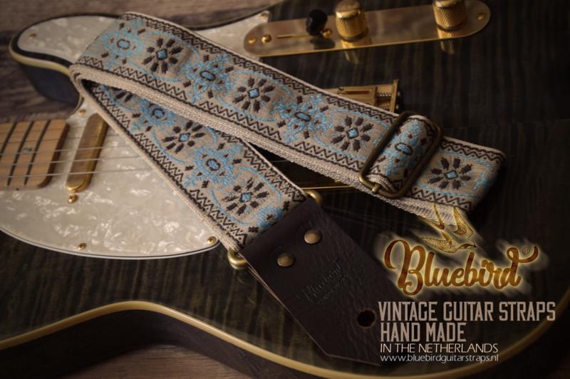 Bluebird Vintage & Rare Series - Vintage Gray & Blue