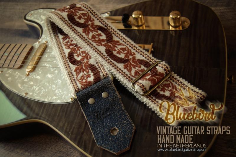 Bluebird Vintage Series - Brown & Beige