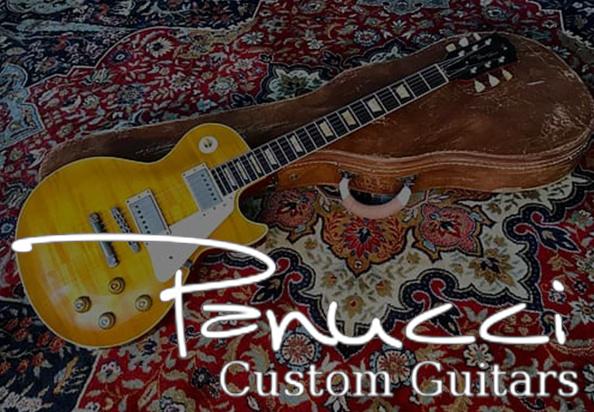 Bluebird Friend Panucci Guitars