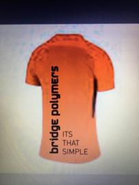 Sportshirt met opdruk (eigen shirt)
