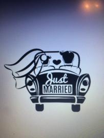 Koffer huwelijk