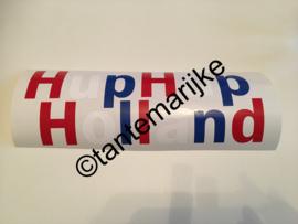 Hup Holland Hup (3 kleuren)