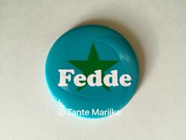 Mini frisbee met naam