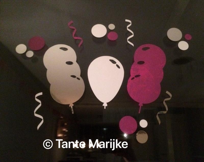 Ballonnen en mixpakket