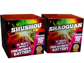 Shaoguan & Shushou