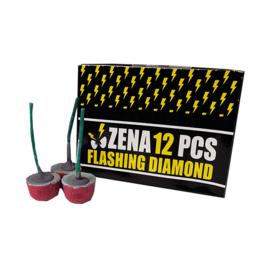 Flashing Diamond - Zena