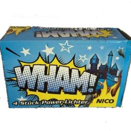 WHAM! Power Lichter - Nico