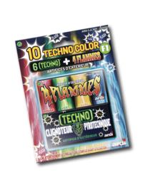 Techno Color - Ardi