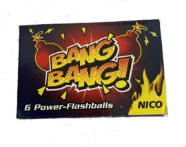 Bang Bang knetterbal