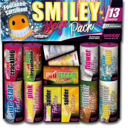 Smiley Mega pack