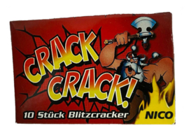 Crack Crack knetterrotjes