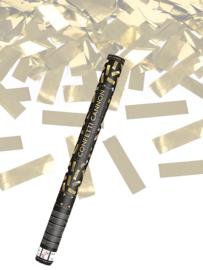 Confetti Cannon Gold 60cm