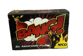Bang Asteroid - pili cracker