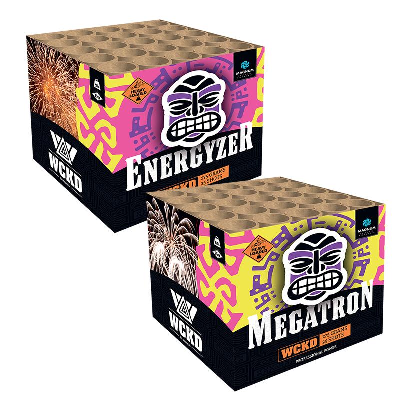 Energyzer & Megatron