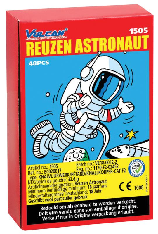 Reuzen Astronaut