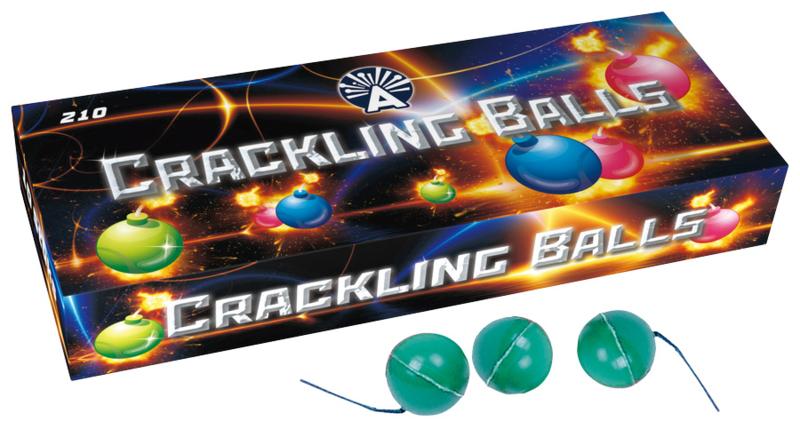 Crackling Balls - WTF