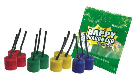 Happy Dragon Eggs