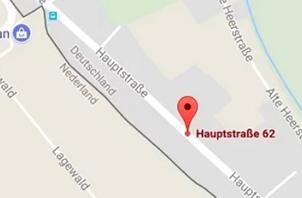 Google Maps Link met adres