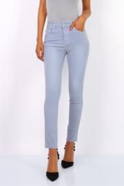skinny hoge taille blauw/grijs Toxik L 1700 9