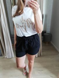 T-shirt girl boss (met maatjes)