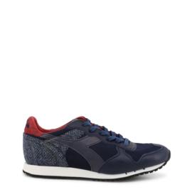 Diadora Heritage men's sneakers blue
