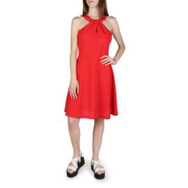 Armani Exchange women's dress red