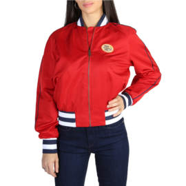 Tommy Hilfiger women's jacket red