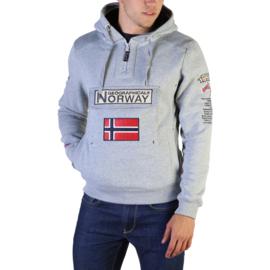 Geographical Norway men's Sweatshirt grey