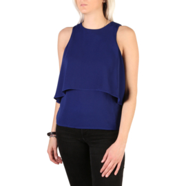 Guess woman top blue