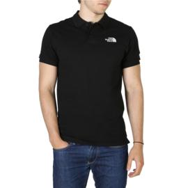 The North Face men's Short Sleeves polo shirt black