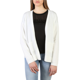 Armani Jeans women's Sweater white