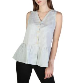 Armani Exchange women's shirt blue