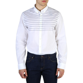 Tommy Hilfiger men's Long Sleeves shirt white