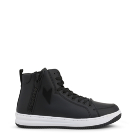 EA7 men's sneakers black