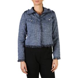 Guess women's jacket blue