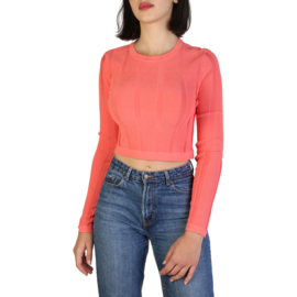 Armani Jeans women's Sweater pink