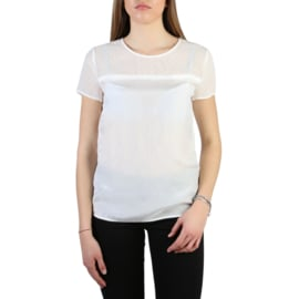 Armani Jeans women's T-shirt white