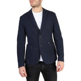 Guess men's formal jacket blue