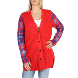 Tommy Hilfiger women's sweater red