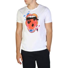 Armani Exchange men's Tshirt white