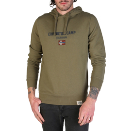 Napapijri men's Sweatshirt green
