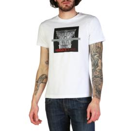 Versace Jeans men's T-shirt white