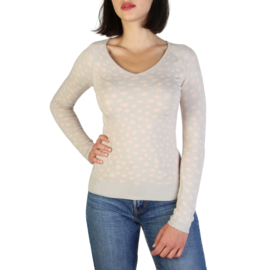 Armani Jeans women's Sweater brown