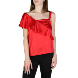 Armani Exchange women's top red