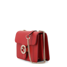 Gucci crossbody bag red
