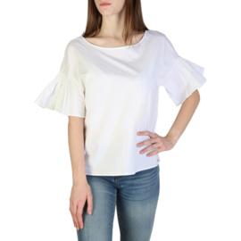 Armani Exchange women's T-shirt white