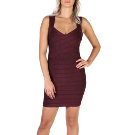 Guess women's dress violet