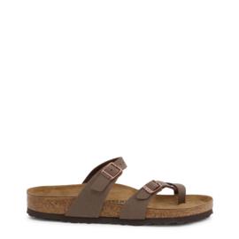 Birkenstock unisex sandals brown
