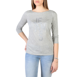 Armani Jeans women's T-shirt grey